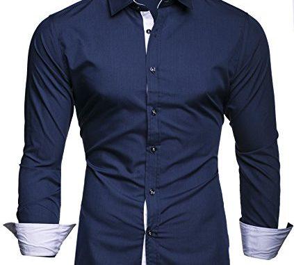 kayhan herren hemd slim fit hemd slim fit. Black Bedroom Furniture Sets. Home Design Ideas